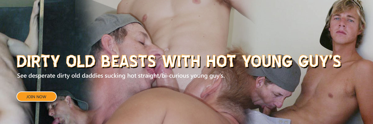 Dirty beasts with hot guys.